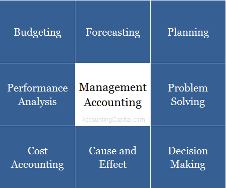 Management Accounting Infographic